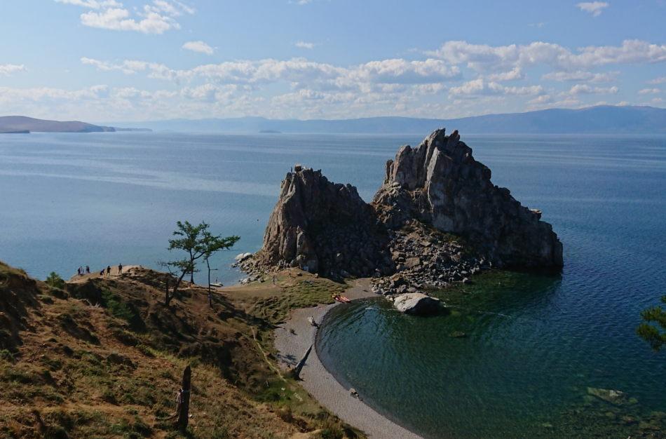 mongolia jezioro bajkał